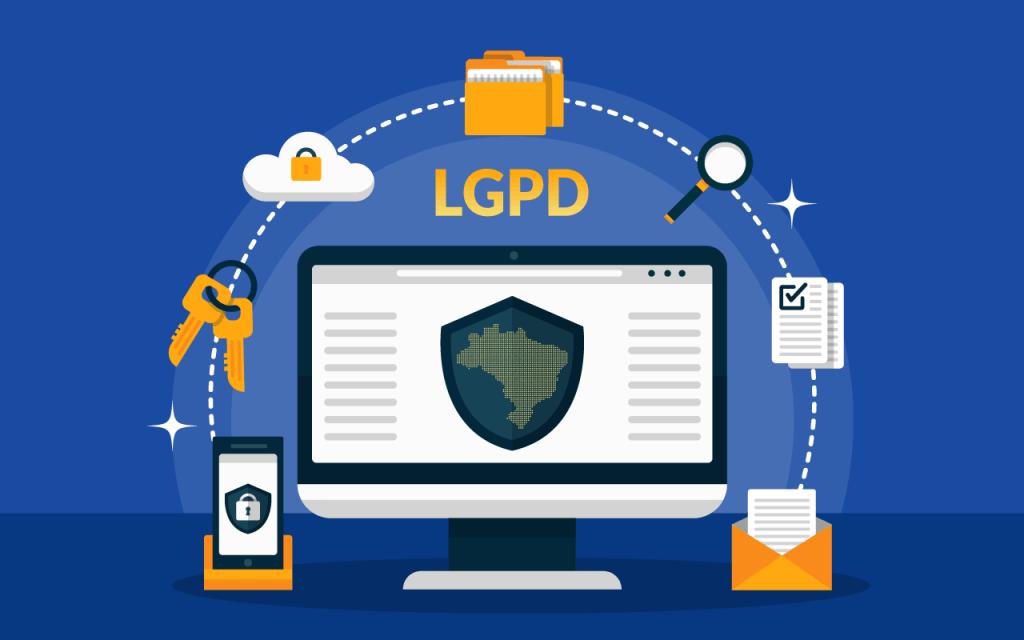 A LGPD estabelece regras sobre coleta, armazenamento, tratamento e compartilhamento de dados pessoais
